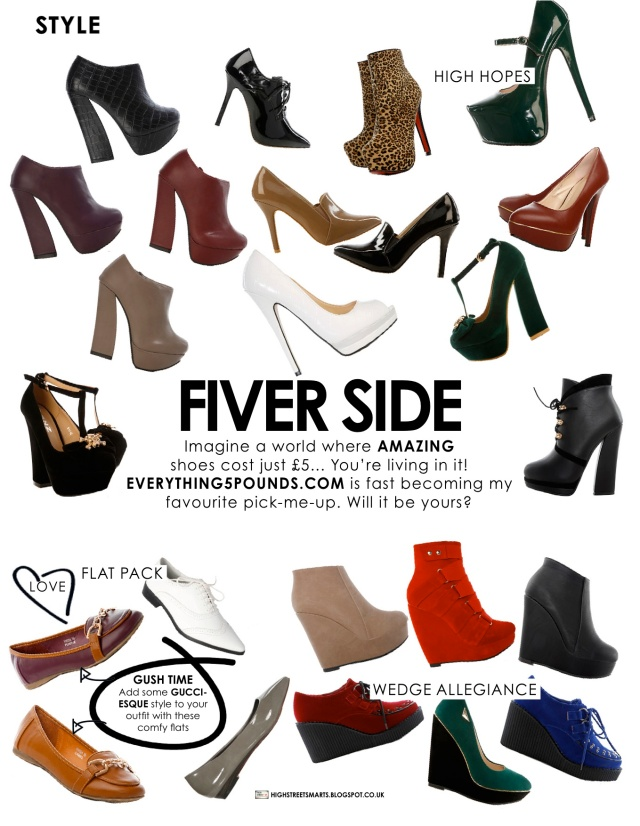 Fiver Shop - shoes